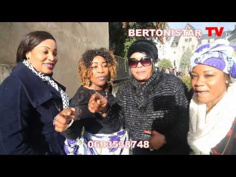 LEVEE DE CORPS DE YVON PAMELO . BERTONISTAR TV .