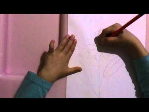 Как нарисовать цветик-семицветик