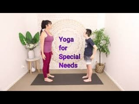 Yoga for special needs children & Adults