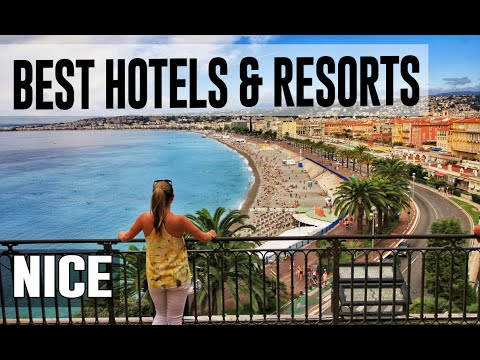 Best Hotels And Resorts In Nice, France