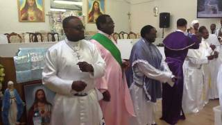 CCC Gospel of Light Parish - Thanks Offering 08-01-2012