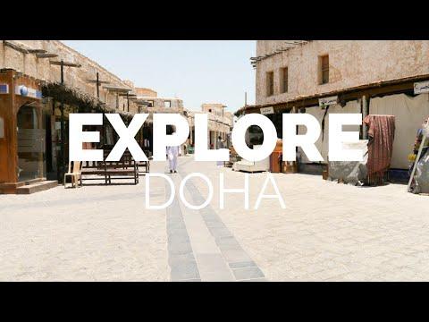 Foedsie naar Doha, Qatar: Souq Waqif Boutique Hotels