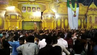 Mersal celebration  at ram cinemas FDFS trinelveli