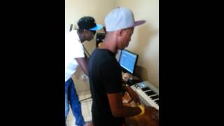Problem Child Ten83 and Da Capo @ Mofunk Records Studio (Hidden Camera)