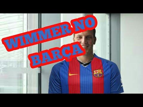 WIMMER NO BARÇA|FIFA MOBILE #6
