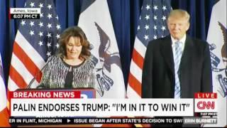 Video Bill Maher Palin Trump Endorsement download MP3, 3GP, MP4, WEBM, AVI, FLV Juli 2018