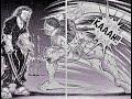 Baki Dou   Hanayama Kaoru vs Musashi Miyamoto   Baki threatened Musashi after he defeated Hanayama.