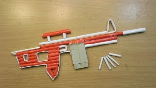 Video How to Make a Paper Sniper Rifle - (Shoots 5 Bullets) - Easy Paper Gun Tutorials download MP3, 3GP, MP4, WEBM, AVI, FLV Agustus 2017