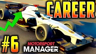 battle for 3rd in the constructors motorsport manager pc career s3 part 6