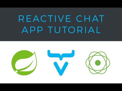 Reactive Chat App with Spring Boot, Project Reactor, and Vaadin