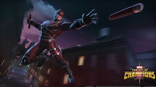 """Marvel's Daredevil"" Leaps from Netflix to ""Marvel Contest of Champions"""