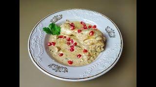 Сациви изкурицы, блюдо Грузинской кухни • Готовить просто