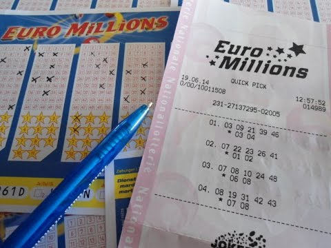Euromillions Archiv