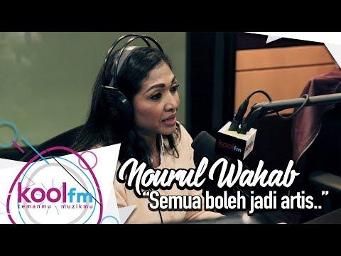 """""""Siapa-siapa pun boleh jadi artis, tapi ada talent ke tak?"""" - Nourul Wahab"""