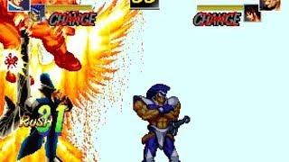 [TAS] Kizuna Encounter: Super Tag Battle - Kim/Lion
