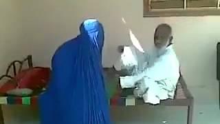 sex cu burka