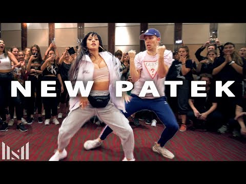 "LIL UZI VERT - ""New Patek"" Dance 