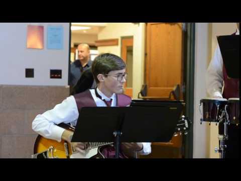 UDJ Jazz Band 2016-2017 Patrick Norton
