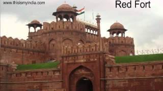 Delhi Tourism, Delhi Tourism Video, Delhi Tourist Places, New Delhi Tour Guide