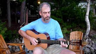 Joe Miller - Two Songs at One Time on Guitar