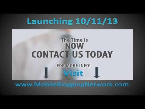 Mobile Blogging to Reach 6 Billion People