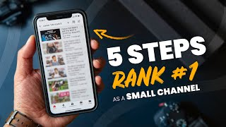 HOW I RANKED #1 IN YOUTUBE SEARCH 🔥 (with less than 2,000 Subscribers) // 5 YouTube SEO Hacks