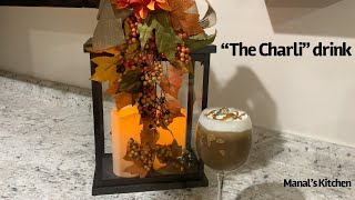 How to make The Charli drink at home from DUNKIN DONUTS (Charli Damelio)