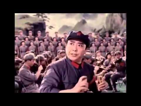 男兒當自強中國紅軍版粵 A Man Of Determination Chinese Red Army Cantonese Version With Su