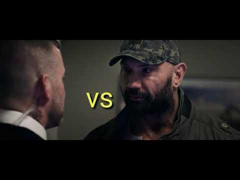 Final Score 2018 Dave Bautista VS The Russian Fight Scene