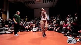 charity dance battle 2015 exhibition battle chichi vs mufasa