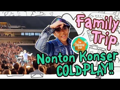 Watch! Coldplay Concert at Frankfurt Live 2017