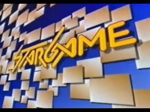 Stargame (1996) - Episódio 47 - Johnny Bazookatonee  e Aniversário de 1 do Programa