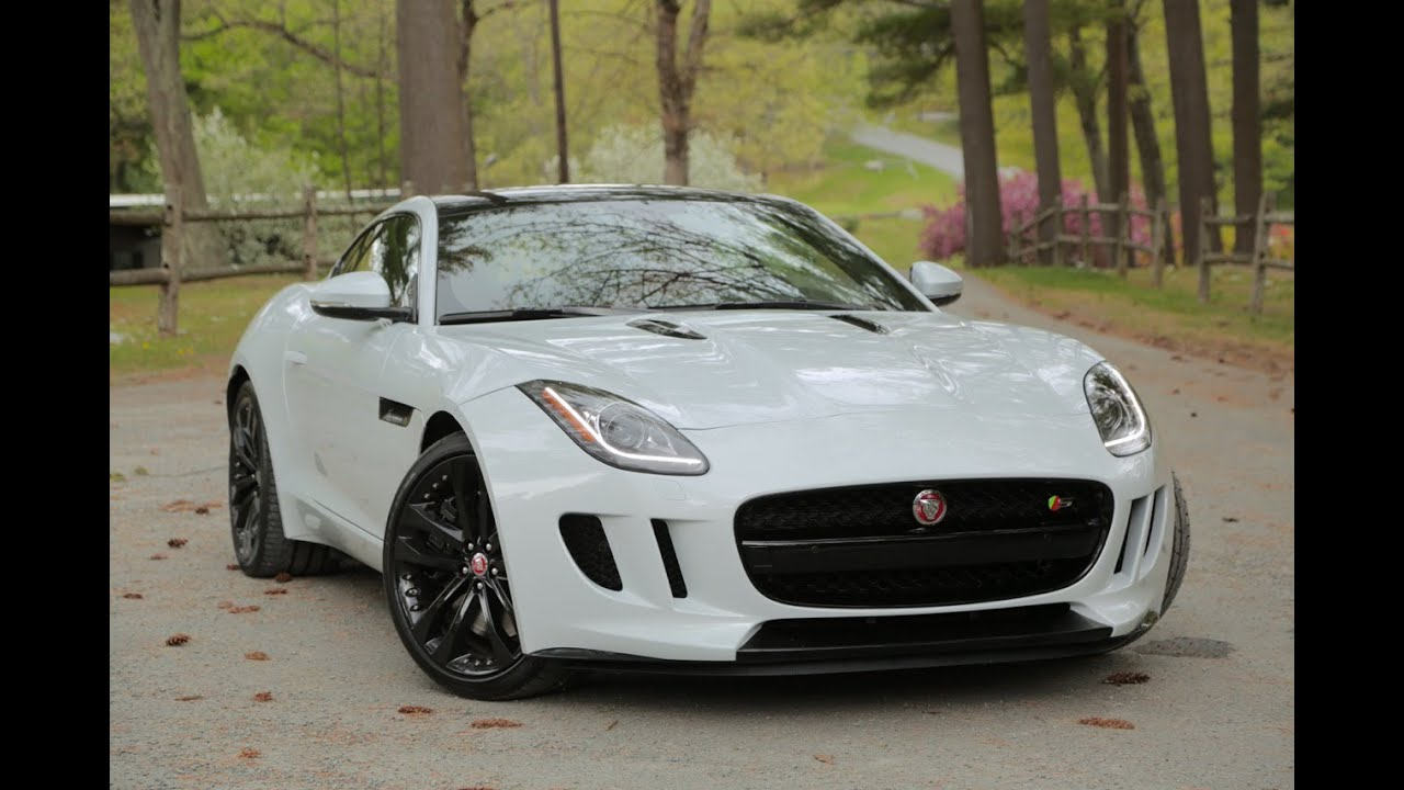 2016 f type jaguar