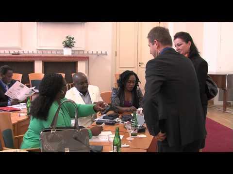 East - West Business Forum 2013 - Prague, Czech Republic