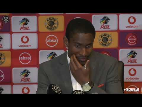 Orlando Pirates | 2019/20 ABSA Premiership | vs Kaizer Chiefs | Post Match Press Conference