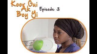 Koor Gui ak  Boy yi avec Maman Aicha Dinama nekh Episode 3