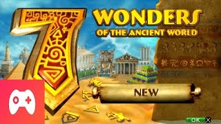 [PSP] 7 Wonders of the Ancient World Gameplay + Download