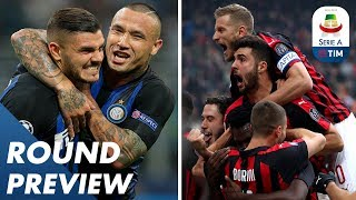 Will Inter Finally Defeat Sassuolo And Milan Beat Genoa Once Again? | R20 Preview | Serie A