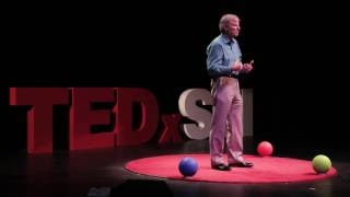 Freedom and the Third Brain | Michael Sanders | TEDxSanJuanIsland