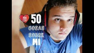 50 COSAS SOBRE MI BY CHETOPS