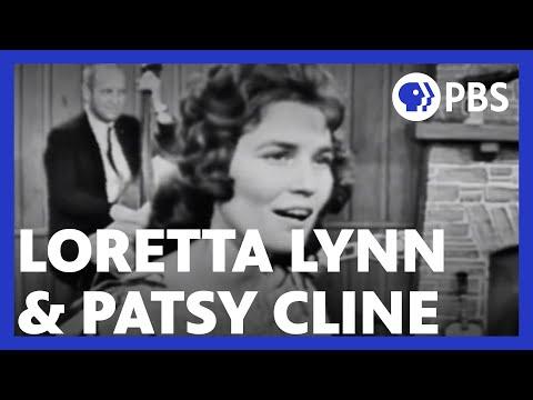 Loretta Lynn and Patsy Cline | Loretta Lynn: Still a Mountain Girl | PBS