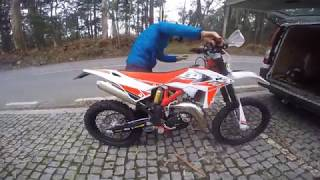 NEW 2 STROKE BETA 125CC RR 2018 TRACK TEST AND REVIEW