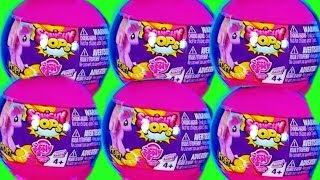 My little  pony friendship is magic Squishy MLP Squishy Pops  Eggs Surprise  and Sphere Surprise