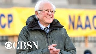 What are Sen. Bernie Sanders' plans for 2020?