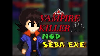 Super Vampire Killer (Castlevania Fan Game) - Sebastian EXE (MOD)