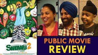 Sardaar Ji 2 | Public Movie Review | Diljit Dosanjh | Sonam Bajwa | Monica Gill | Punjabi Film