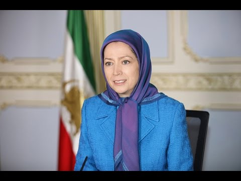 MARYAM RAJAVI'S MESSAGE TO A MEETING AT THE BRITISH PARLIAMENT