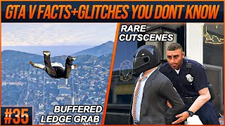 GTA 5 Facts and Glitches You Don't Know #35 (From Speedrunners)