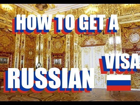 Russian Visa For US Citizen In 2018: 5 Easy Steps