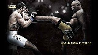 UFC VITOR BELFORT X RAMPAGE JACKSON  #VÍDEO DE ZUEIRA#